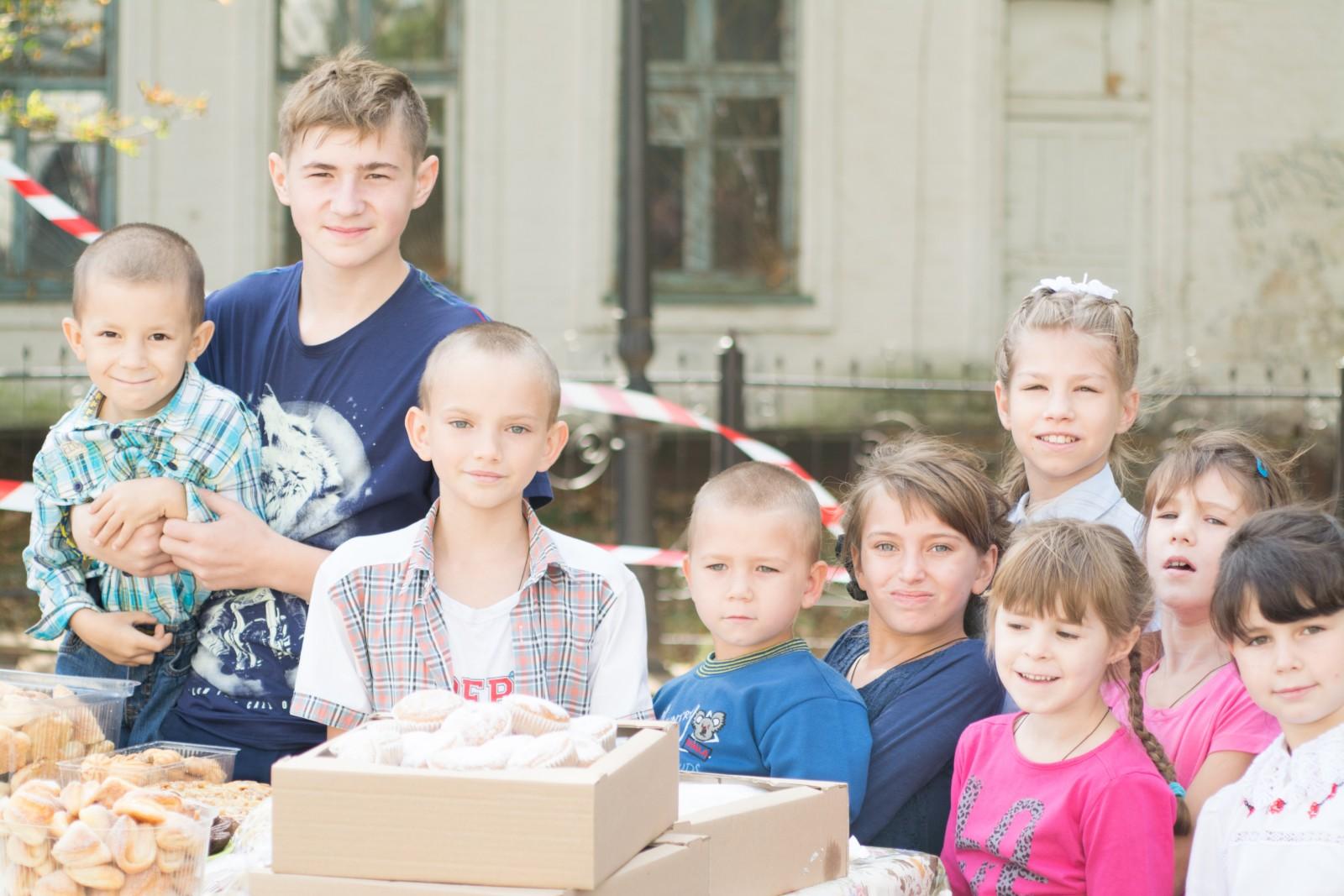 СУМИ. Відділ сім'ї провів Родинне свято до дня свв. Адріана і Наталії